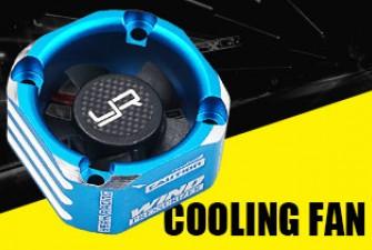 yeah racing cooling fan 30mm 40mm ya-0180 tornado high speed