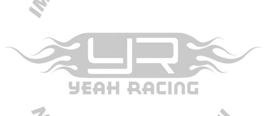 Yeah Racing Hackgear Servo